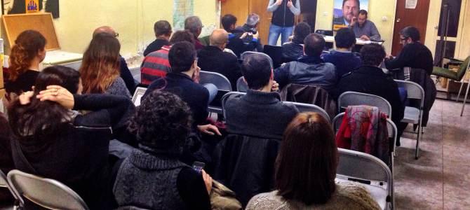 ERC de Terrassa celebra una Assemblea oberta extraordinària