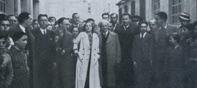 Un líder de la revolució russa a Terrassa