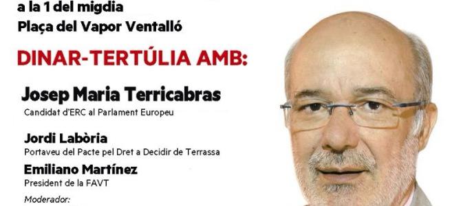 Storify de l'acte #TerricabrasTRS.