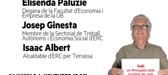 """Storify de l'acte """"Com seran les pensions a la República Catalana?"""""""