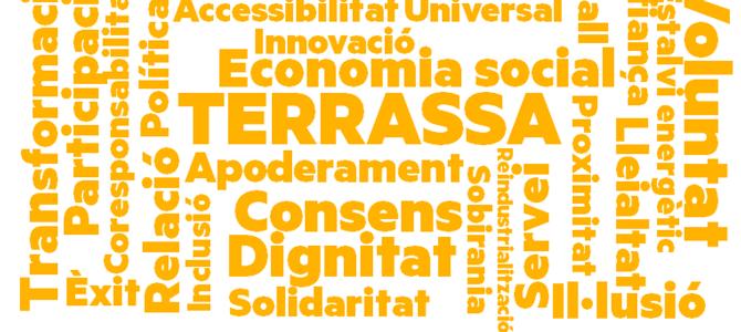 Recull de piulades de l'acte de presentació de la candidatura d'Isaac Albert, amb Oriol Junqueras.