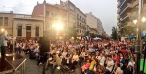 Èxit d'assistència a l'acte central de campanya de Junts pel Sí a Terrassa