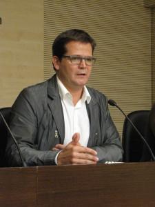 Isaac Albert ha criticat la manca de decisió política per definir els comptes del 2016