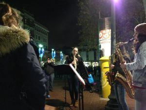La proposta de promoció musical pretén posar en valor iniciatives com el festival Grafton Street de música al carrer