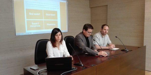 ERC-MES presenta la web de transparència