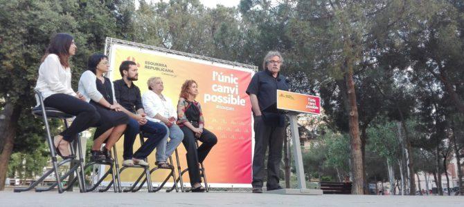 """Tardà: """"Cal ser com més millor a Madrid per poder defensar amb força l'únic canvi possible, la República catalana"""""""