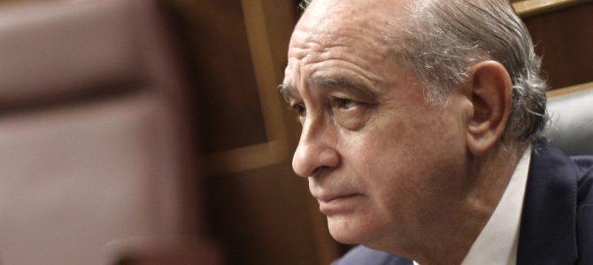 Fernàndez Díaz, Dimissió!