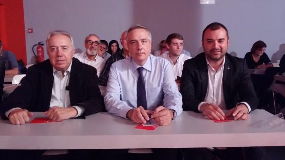 """""""L'únic que demanem és no perdre més el temps i que les accions de l'executiu local demostrin que hi ha un projecte per Terrassa i deixar de creure que el projecte de Jordi Ballart és Jordi Ballart""""."""
