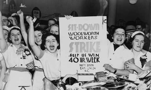 women-workers-striking