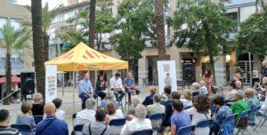 """Carme Labòria: """"Cal superar el dia a dia i crear polítiques que ofereixin oportunitats de futur per a les persones"""""""