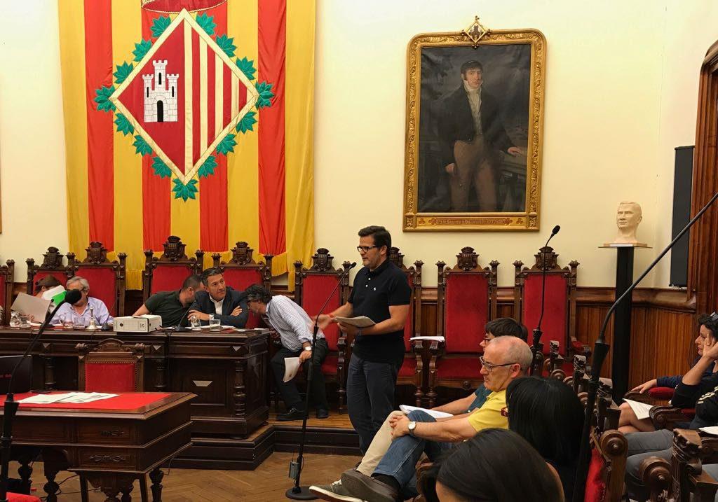 """Isaac Albert: """"L'essència de la democràcia es que la legalitat respon a la voluntat de la ciutadania"""""""