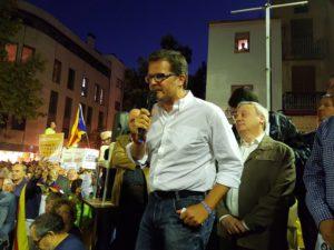 """Isaac Albert: """"Han suspès per la porta del darrere les institucions catalanes, però el Referèndum tira endavant"""""""