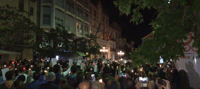 #Llibertatjordis i defensa de l'escola catalana també per part de l'Ajuntament