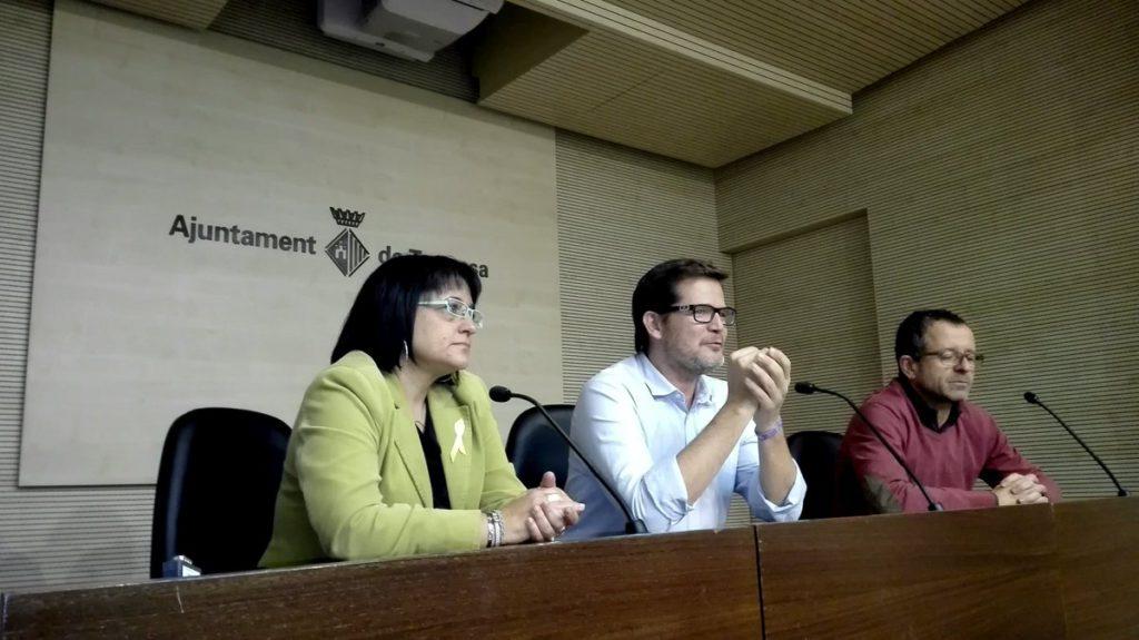 """Isaac Albert: """"Ahir només hi havia dos candidats alternatius a l'alcaldia socialista. Un candidat de TeC o un d'ERC-MES. I nosaltres no vàrem presentar candidatura per la responsabilitat d'assolir el canvi a la ciutat"""""""