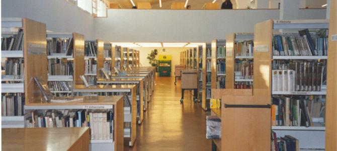 Transformar les Biblioteques. Un repte de Ciutat