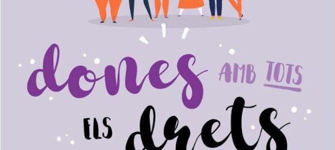 8 de març, Dia internacional de la Dona, tristament necessari, encara