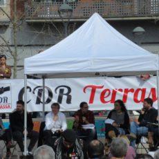 CDR, protesta legítima