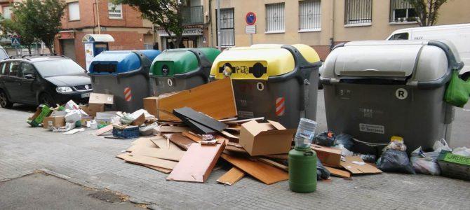 Proposta per una ciutat més neta i sostenible