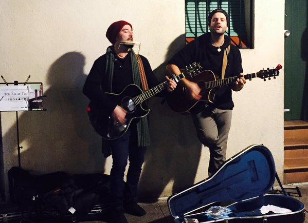 20151227 Grafton Street Festival musica carrer