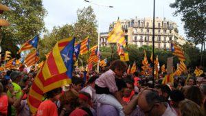 """Isaac Albert: """"Que tothom, aquí i allà, ho tingui clar. Catalunya serà el que vulgui la seva ciutadania"""""""