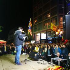 Carta d'Oriol Junqueras als Cants per la Llibertat de Terrassa