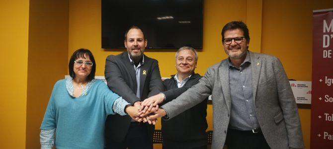ERC-MES: les sigles dels republicans a les municipals a Terrassa