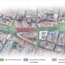 Ciutat amable: Proposta per un gran centre per vianants