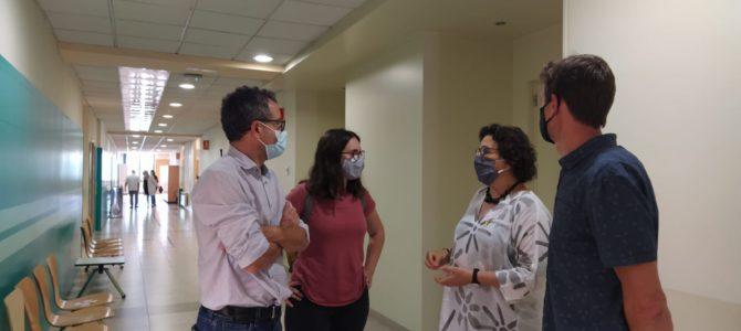 El Centre Universitari de la Visió revisa la salut visual dels infants de manera solidària