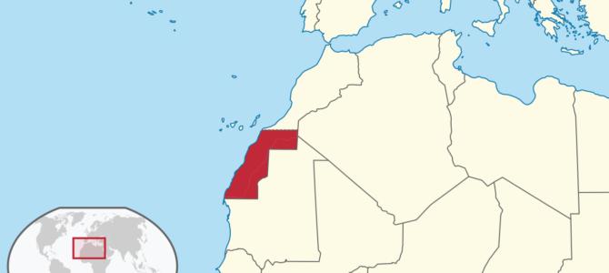 Des de Terrassa, amb el Sàhara Occidental