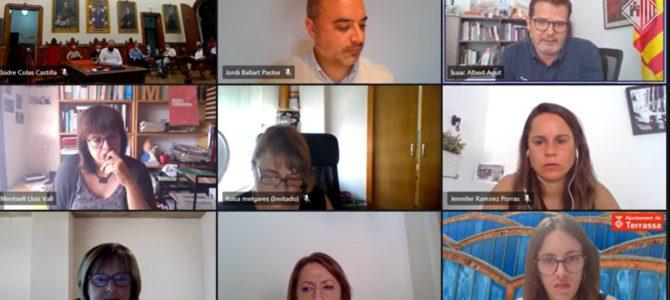 Ple de juliol: consensos en patrimoni, educació i drets